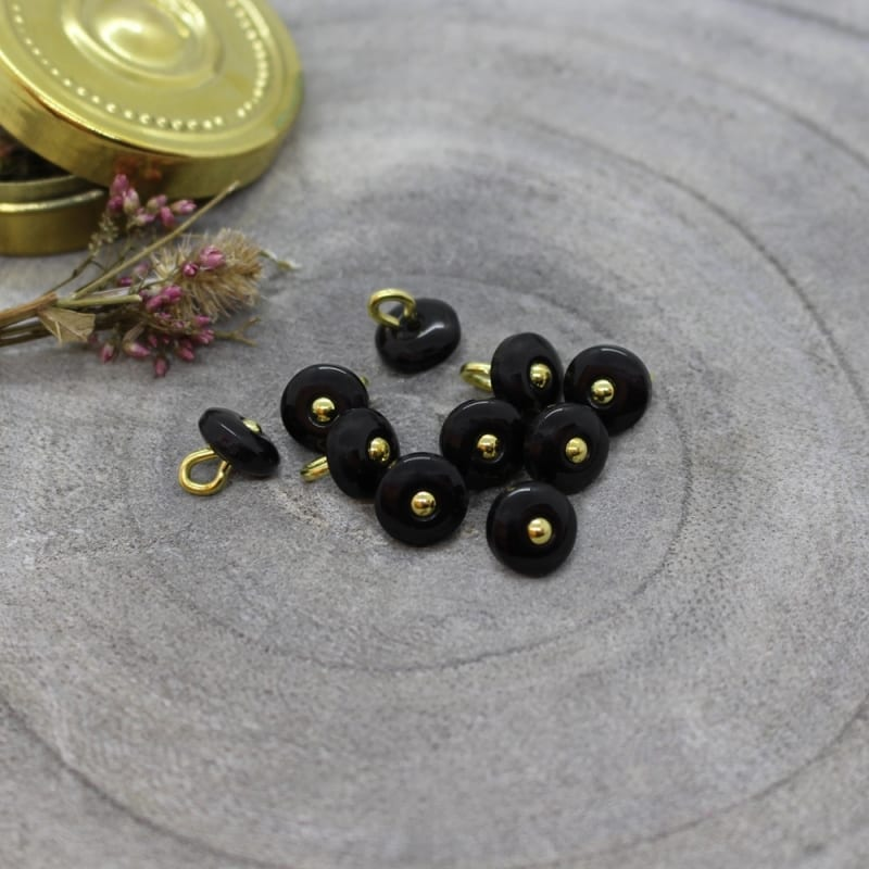 jewel-buttons-black