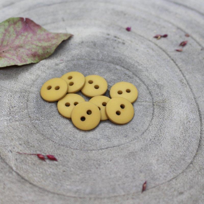 boutons-classic-mat-mustard
