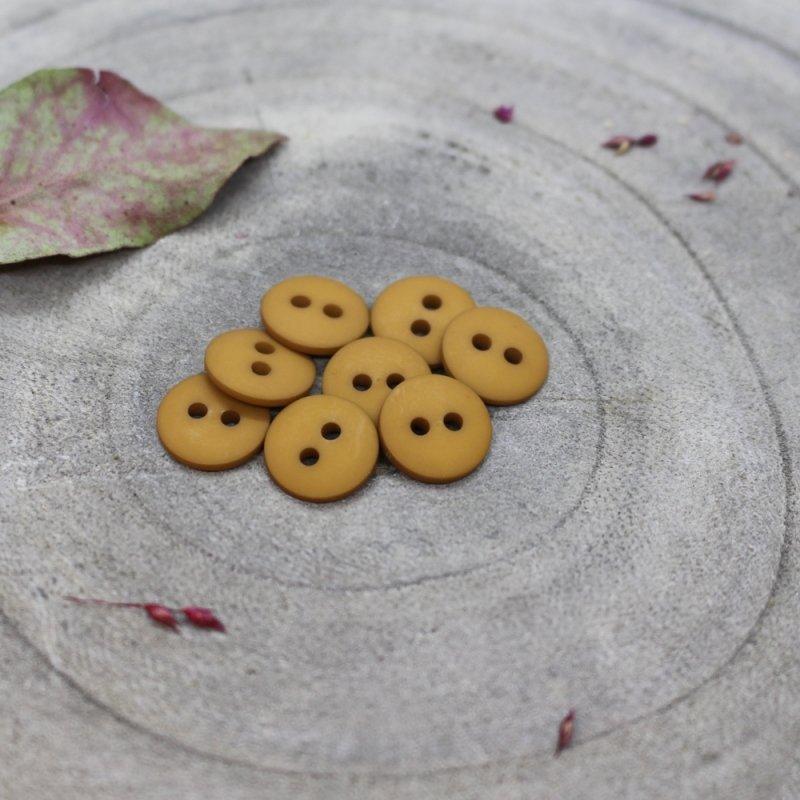 boutons-classic-mat-ochre