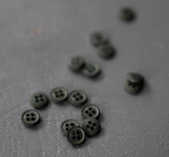 Garden Slate 11mm Button